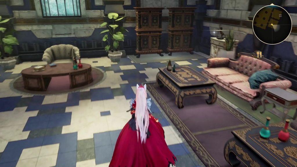 Где найти ключ от зала коллекций в Tales of Arise