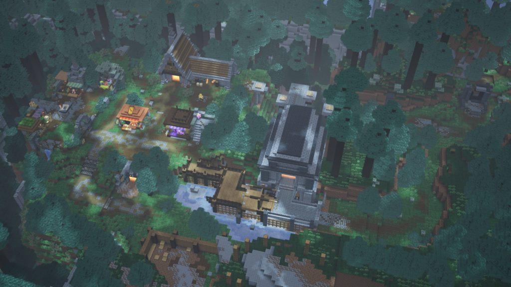 Где скачать моды для Minecraft Dungeons