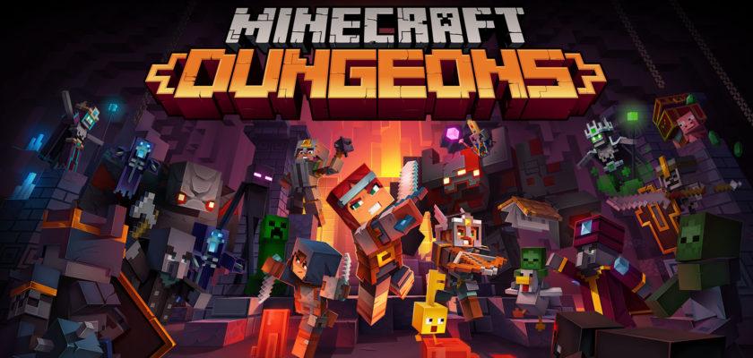 Minecraft Dungeons - Как установтиь моды