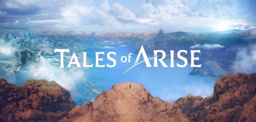 Tales of Arise не запускается, выдаёт ошибку, черный экран