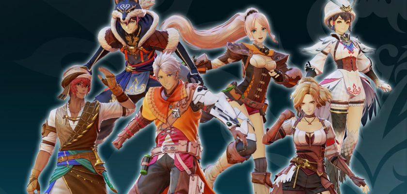 Tales of Arise - Все костюмы из DLC (All outfits DLC)