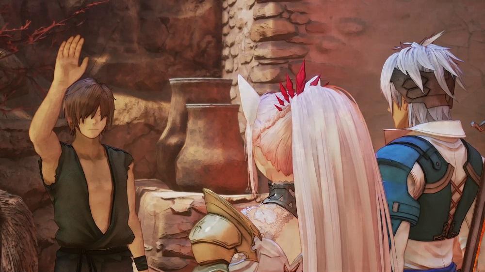 """Квест """"Шион - модный критик"""" в Tales of Arise"""